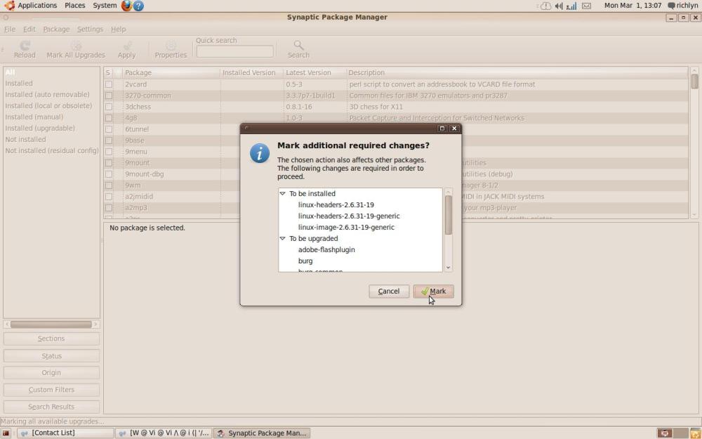 Updating Ubuntu on slow connections/offline (2/6)