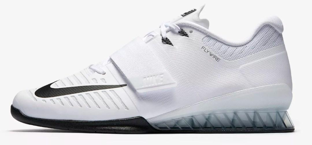 Zapatillas Halterofilia Nike