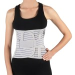 Lumbar Corset For Low Back Pain; Uses, Indications, Size