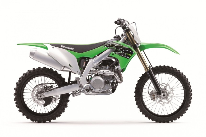 Kawasaki Introduces All-New 2019 KX450