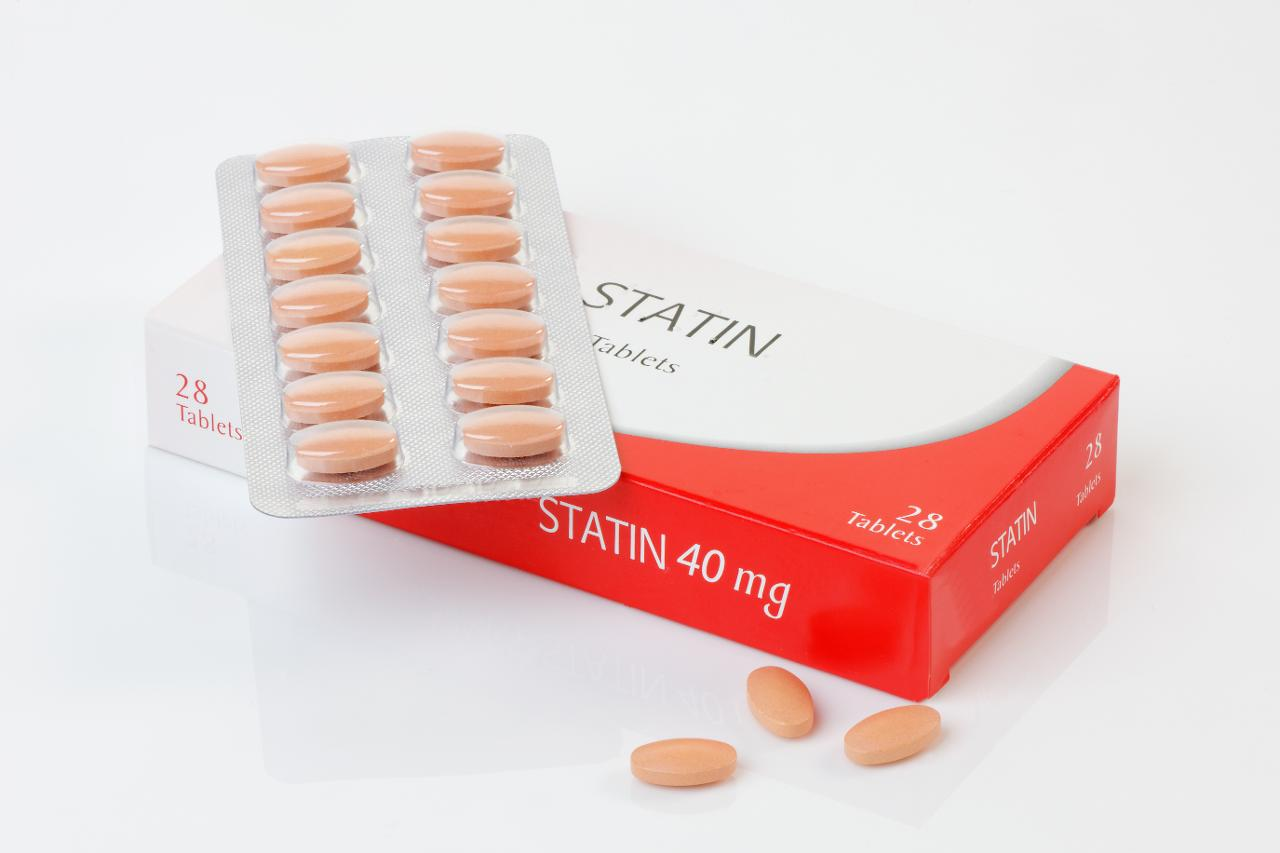 Statins Box Tablets Data
