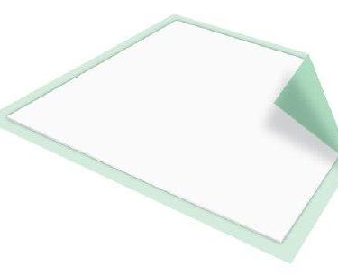 Underpad McK Super 30 X 30 Inch Disposable Fluff / Polymer Mod Absorb