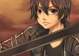 Sword art online kirito by kai yan