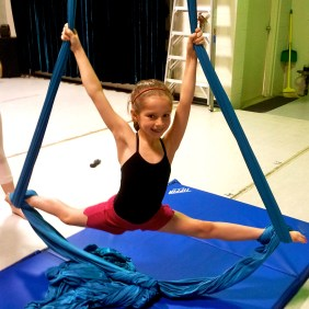 Teaching Silks