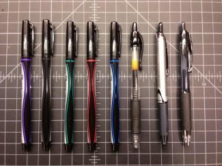 Pen Haul