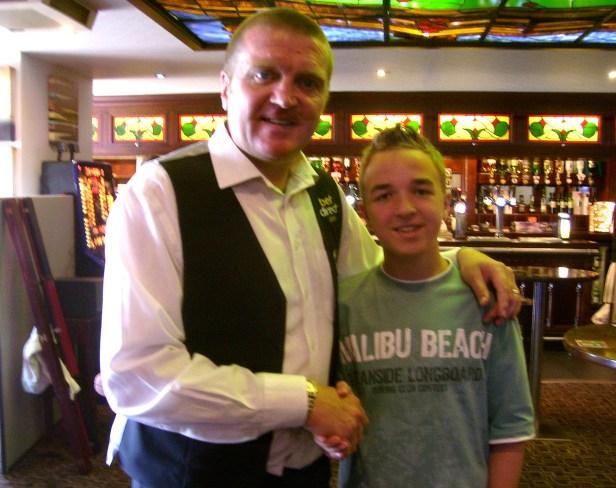 English Open Snooker 2009 020