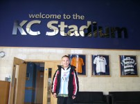Welcome to the KC Stadium