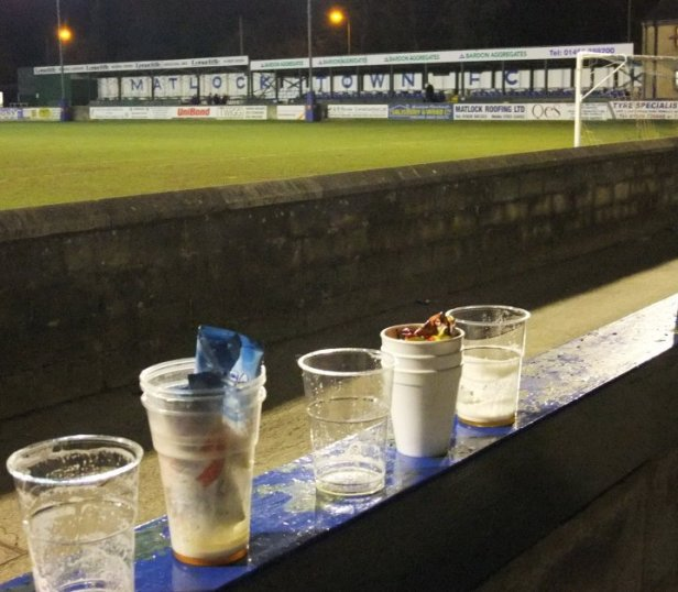 Matlock Town 4, FC United of Manchester 3