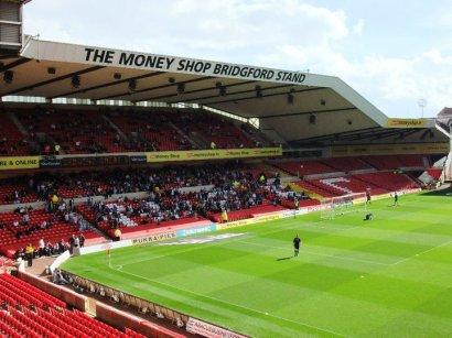 Bridgford Stand