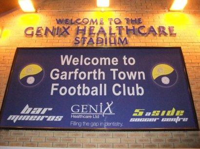 Welcome to the Genix Healthcare Stadium