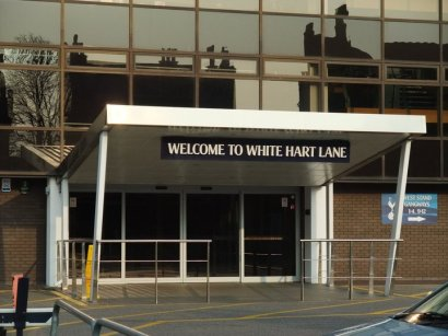 Welcome to White Hart Lane