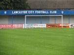 Lancaster City Football Club