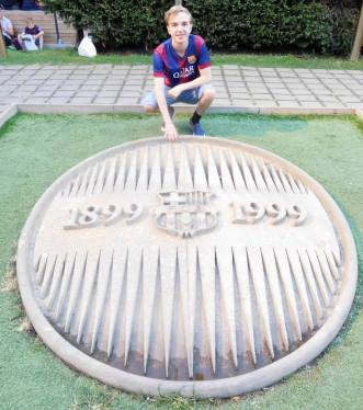 100 years of Barcelona in 1999