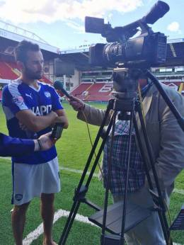 Sam Hird admits it wasn't Chesterfield's day