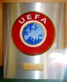 Espanyol reached the UEFA Cup final in 2007