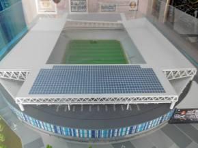 A stadium model