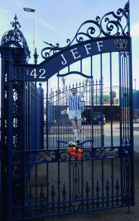 Gates dedicated to West Brom legend Jeff Astle