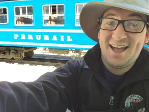Peru Rail: Metra of the Mountains