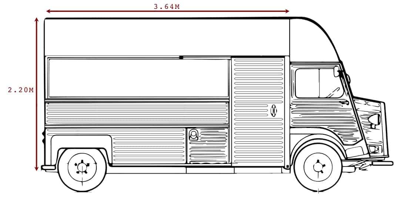 LWB Citroen HY Van