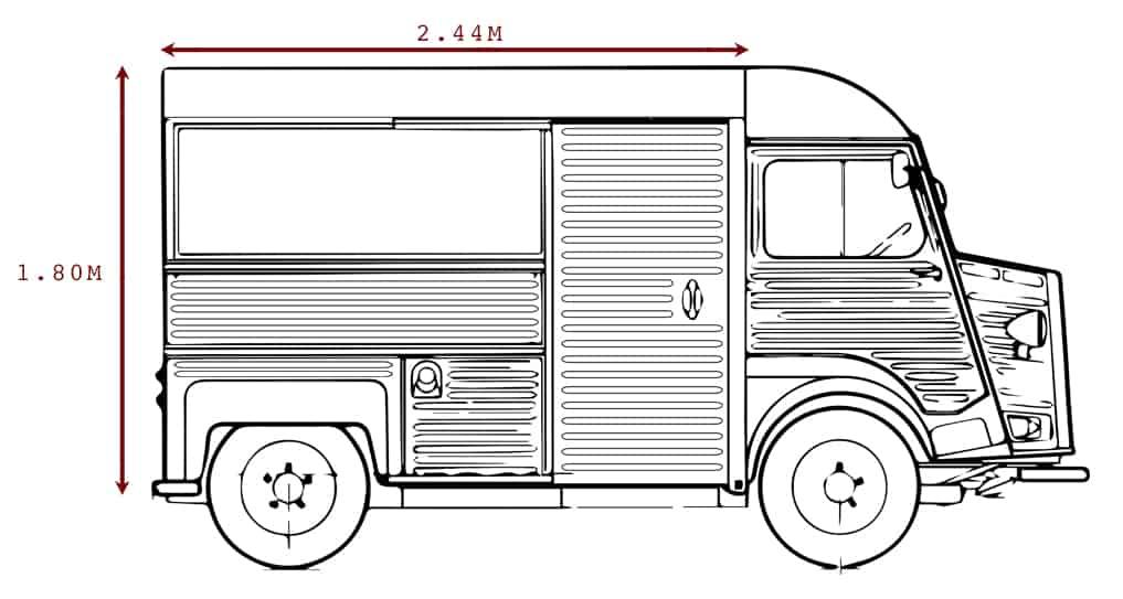 SWB Citroen HY Van