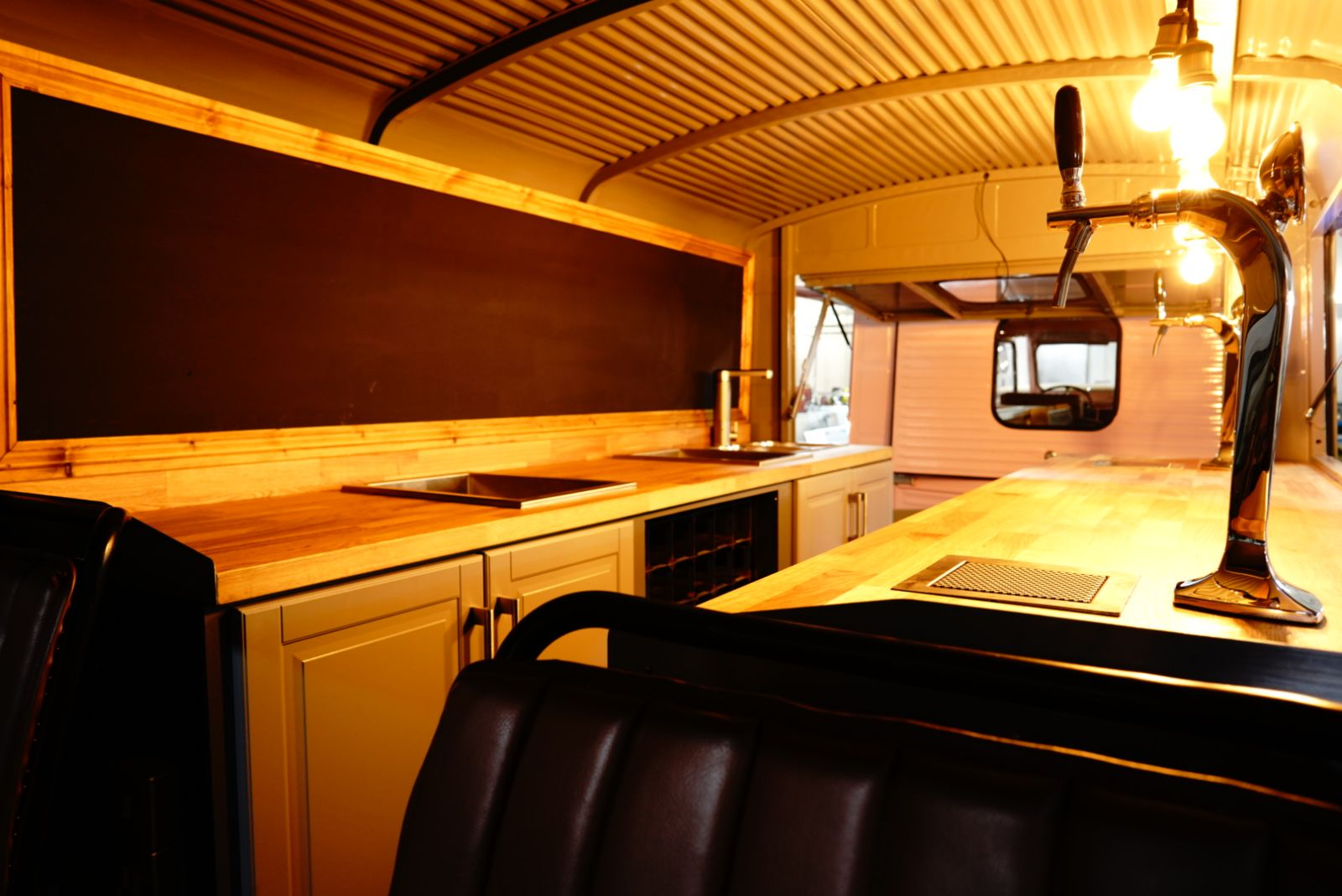 Citroen HY Classic Vintage Vehicle Catering Food Truck Conversion