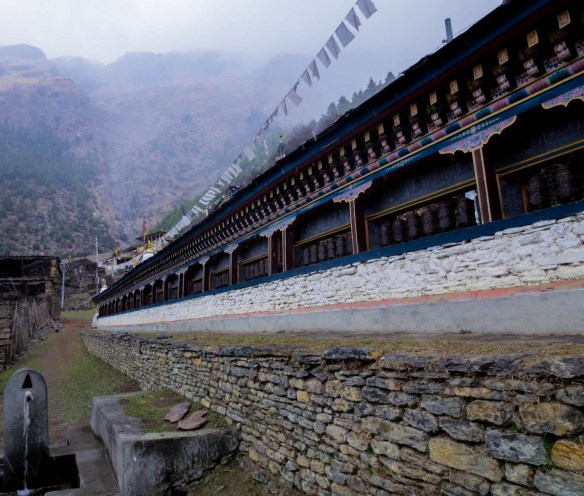 endless prayer wheels