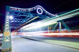 Queen Street Viaduct Bridge. Photo by Ryan Bolton.