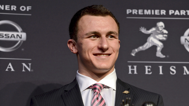 Prospect Of Landing Johnny Manziel Adds Intruigue For Cowboys, Pressure on Jerry Jones