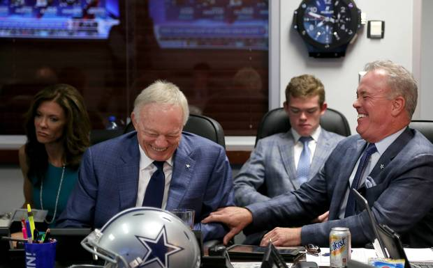 Jerry Jones Passes on Johnny Manziel to Avoid Dallas Cowboys Explosion?