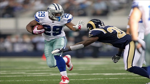 Dallas Cowboys' Scott Linehan – Lean on the Running Game?