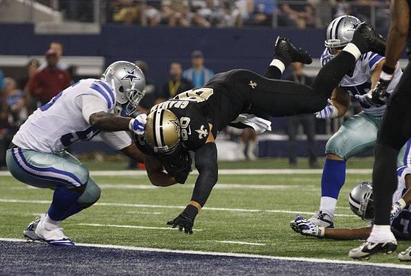 New Orleans Saints at Dallas Cowboys