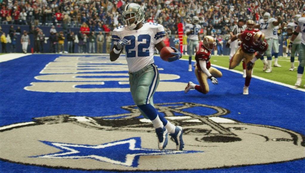 Emmitt's Final TD Prelude To Disaster For Cowboys