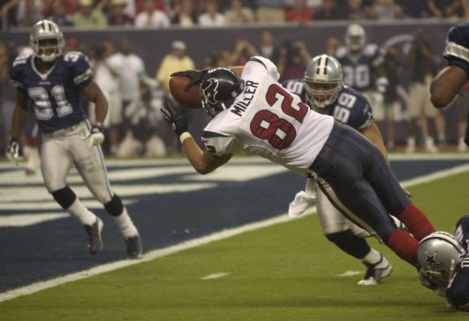 Throw It Back: Listless Cowboys Fall To Expansion Texans On Opening Night 19-10