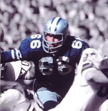 Doomsday Warrior – George Andrie – Dallas Cowboys Vault 335a6917f