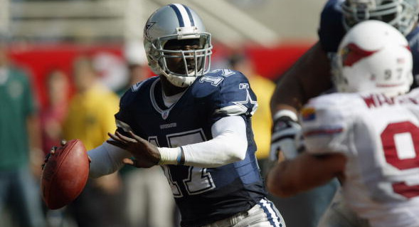 Quincy Carter: The Story Of The Ultimate Quarterback Conundrum