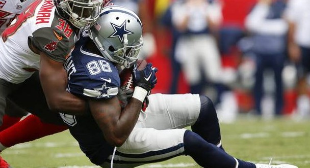 With Pair Of Late-Game Blunders, Dez Watches Week Go From Bad To Worse In 10-6 Loss To Bucs