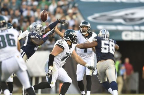 Sam Bradfords Week 2 struggles versus the Cowboys have been anything but an anomaly for an inconsistent Eagles team.