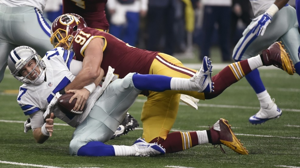 After 34-23 Loss To Redskins, Ball Is In Jerry's Court To Fix What Ails These Cowboys