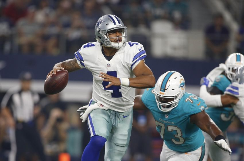 While certainly quieting concerns over the Cowboys' No. 2 quarterback spot, Dak Prescott's strong preseason performances have also served to transform owner Jerry Jones into something of a QB guru among fans.