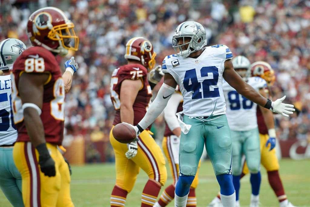 Prescott, Defense Cement Cowboys' 27-23 Comeback Win Over Redskins