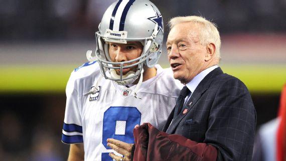 Jerry Jones, Tony Romo, The Sports Media and Sanity