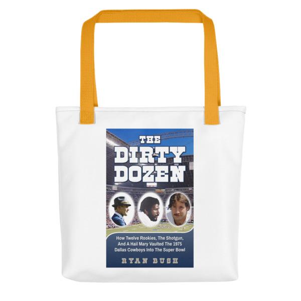 Dallas Cowboys – The Dirty Dozen – Tote bag