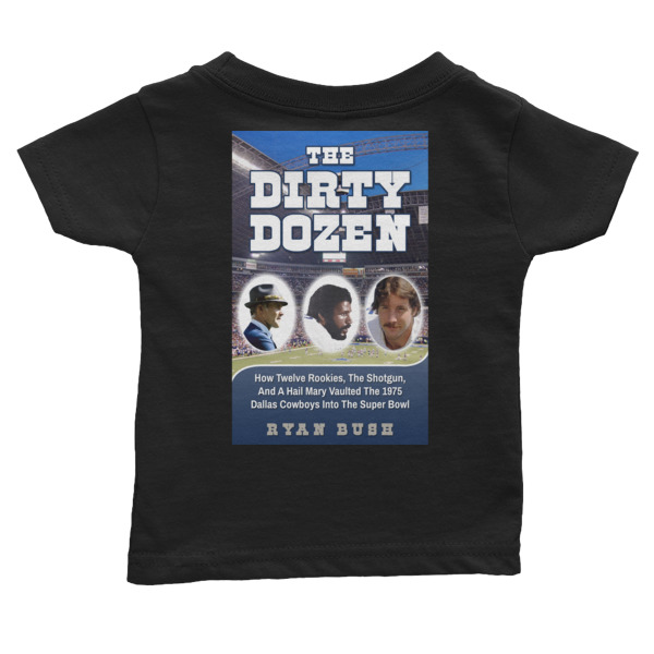 Dallas Cowboys – The Dirty Dozen – Infant Tee