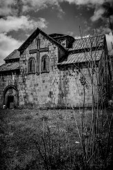 Akhtala is a 10th-century fortified Armenian Apostolic Church monastery located in the town of Akhtala in the marz of Lori