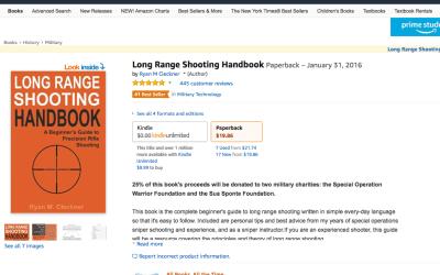 18-Month Long Range Shooting Handbook Update