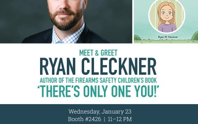 Project ChildSafe – SHOT Show 2019 Book Signing