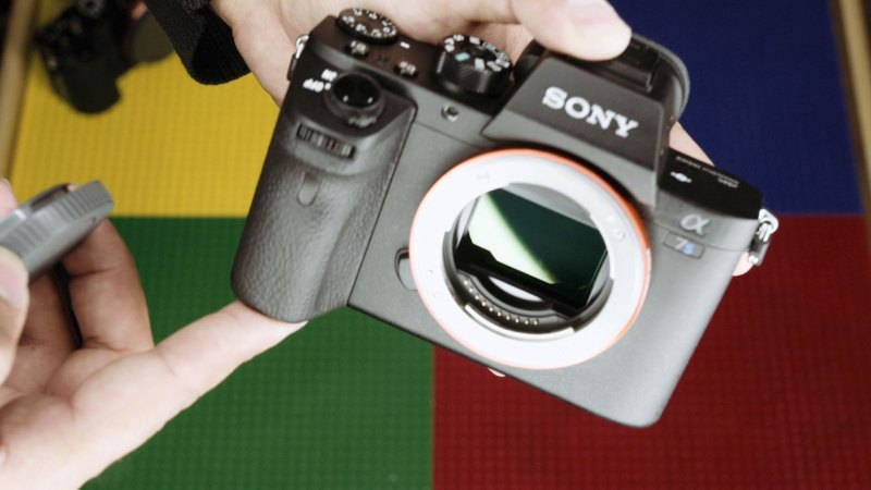 Sony A7s II Unboxing