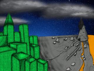 Emerald Planet