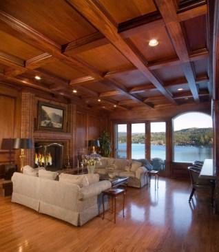 Livingroom - Lake Arrowhead California