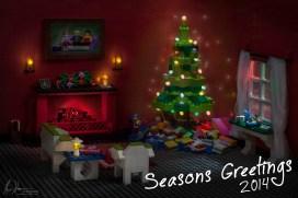 Seasons Greetings 2014